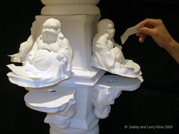 Age of Enlightenment - Buddha Column