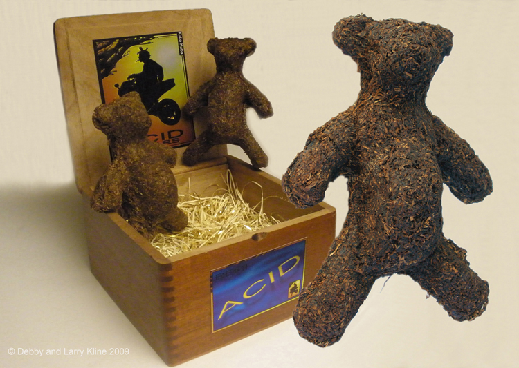 The Candy Store - Tobacco Teddy Bears