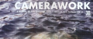"""""""Monument Recall"""" - Camerawork, Fall/Winter 2004"""