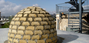 Earth Igloo for Jerusalem