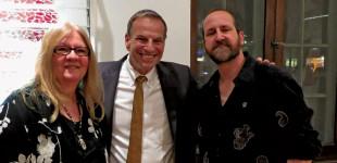"La Jolla Light, ""San Diego Mayor Bob Filner helps celebrate 2012 Art Prize winners at La Jolla's Athenaeum Music and Arts Library,"" April 9, 2013"
