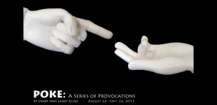 Lecture for POKE: A Series of Provocations @ San Diego Mesa College Art Gallery, September 5, 2013