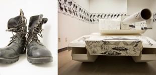 "Scribble08, ""The Klines @ ArtExpo,"" by Mark Murphy, August 9, 2014"